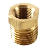 Brass Pipe Hex Bushing